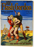 Pulps:Science Fiction, Flash Gordon Strange Adventure Magazine Dec 1936 (CJH Publications,1936) Condition: GD....