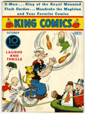 Platinum Age (1897-1937):Miscellaneous, King Comics #7 (David McKay Publications, 1936) Condition: VG+....