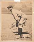 Baseball Cards:Singles (1930-1939), 1934 Butterfingers Premiums Lou Gehrig. ...
