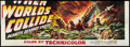 "Movie Posters:Science Fiction, When Worlds Collide (Paramount, 1951). 24 Sheet (104"" X 232"").Science Fiction.. ..."