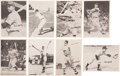 Baseball Cards:Sets, 1949 All-Stars Photo Pack Near Set (17/20) With Many HoFers! ...
