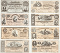 "Non-Sport Cards:Sets, 1962 Topps ""Civil War News"" Currency Inserts Complete Set (17). ..."
