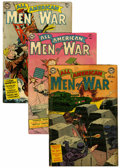 Golden Age (1938-1955):War, All-American Men of War #11, 14, and 15 Group (DC, 1954)....(Total: 3 Comic Books)