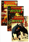 Bronze Age (1970-1979):Horror, House of Mystery Group (DC, 1971-76) Condition: Average FN+....(Total: 33 Comic Books)