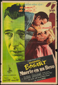 """Movie Posters:Film Noir, In a Lonely Place (Columbia, 1950). Argentinean Poster (29"""" X 43""""). Film Noir.. ..."""