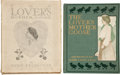 Books:Children's Books, John Cecil Clay. The Lover's Mother Goose. Indianapolis: TheBobbs-Merrill Company, [1905]. Quarto. 92 pages on ...