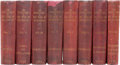 Books, [Arthur Wellesley, Duke of Wellington]. The Dispatches of FieldMarshal the Duke of Wellington, During His Various...(Total: 8 Items)
