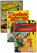 Golden Age (1938-1955):Miscellaneous, Miscellaneous Golden Age Group (Various Publishers, 1950s).... (Total: 8 Comic Books)
