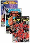 Modern Age (1980-Present):Science Fiction, Star Trek Related Titles Short Box Group (DC, 1980s-90s) Condition:NM-....