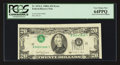 Error Notes:Inverted Third Printings, Fr. 2076-L $20 1988A Federal Reserve Note. PCGS Very Choice New64PPQ.. ...