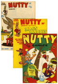 Golden Age (1938-1955):Funny Animal, Nutty Comics/Rags Rabbit File Copy Group (Harvey, 1945-54)Condition: Average VF.... (Total: 12 Comic Books)