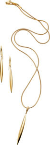 Estate Jewelry:Suites, Gold Jewelry Suite, Tiffany & Co.. ...