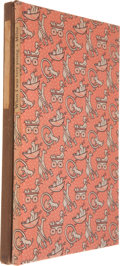 Books:Signed Editions, A. A. Milne. When I was Very Young. New York: The FountainPress, 1930. One of 603 copies for distribution in Am...