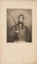 Books:First Editions, H. B. Robinson. Memoirs of Lieutenant-General Sir Thomas Picton,G.C.B. &c. Including His Correspondence, From Originals...(Total: 2 Items)