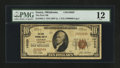 National Bank Notes:Oklahoma, Geary, OK - $10 1929 Ty. 1 The First NB Ch. # 10020. ...