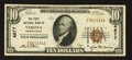 National Bank Notes:Pennsylvania, Verona, PA - $10 1929 Ty. 1 The First NB Ch. # 4877. ...