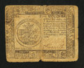 Colonial Notes:Continental Congress Issues, Continental Currency November 2, 1776 $5 Fine.. ...