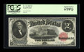 Large Size:Legal Tender Notes, Fr. 56 $2 1880 Legal Tender PCGS Superb Gem New 67PPQ....