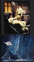 "Movie Posters:Science Fiction, Fantastic Voyage (20th Century Fox, 1966). Deluxe Lobby Cards (2)(11"" X 14""). Science Fiction. ... (Total: 2 Items)"