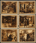 """Movie Posters:Comedy, The Ghost in the Garret (Paramount, 1921). Lobby Cards (6) (11"""" X14""""). Comedy. ... (Total: 6 Items)"""