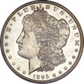 Morgan Dollars, 1895-O $1 AU58 NGC....