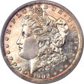 Proof Morgan Dollars, 1902 $1 PR64 PCGS. CAC....