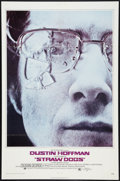 "Movie Posters:Crime, Straw Dogs (ABC, 1972). One Sheet (27"" X 41"") Style A. Crime.. ..."