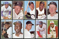 Baseball Cards:Sets, 1964 Topps Giants Baseball Complete Set (60)....