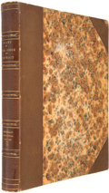 Books:First Editions, Franklin B. Hough, editor. Diary of the Siege of Detroit in theWar With Pontiac....