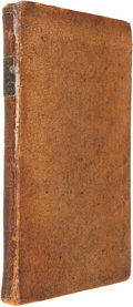 Books:Non-fiction, [James Wolfe]. General Wolfe's Instructions to YoungOfficers:...