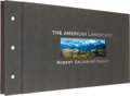 Books:Signed Editions, Robert Salisbury Knight. The American Landscape. [Carmel,California: Published by the Photographer, n.d.].. L...