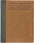 Books:First Editions, [William Strang, illustrator]. A Series of Thirty Etchings byWilliam Strang, Illustrating Subjects from the Writings of...