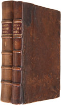 Books:First Editions, Thomas Simes. The Military Guide for Young Officers...(Total: 2 Items)