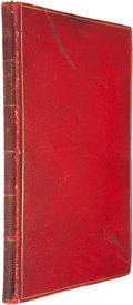 Books:First Editions, William Dalrymple. Tacticks. London: W. Faden, 1781....