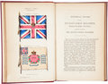 Books:First Editions, [British Regiments]. Richard Cannon. Historical Record of theSeventy-First Regiment, Highland Light Infantry. Londo...