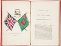 Books:First Editions, [British Regiments]. Richard Cannon. Historical Record of theThirty-ninth, or the Dorsetshire Regiment of Foot. Lon...
