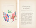 Books:First Editions, [British Regiments]. Richard Cannon. Historical Record of theSeventeenth, or the Leicestershire Regiment of Foot. L...
