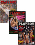Magazines:Miscellaneous, Playboy Group (HMH Publishing, 1999-2000).... (Total: 24 Items)