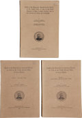 Books:First Editions, Charles M. Andrews and Frances G. Davenport. Guide to theManuscript Materials for the History of the United States to 1...(Total: 3 Items)