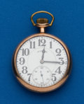 Timepieces:Pocket (post 1900), Illinois, 21 Jewel, 16 Size Bunn Special. ...