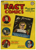 Golden Age (1938-1955):Non-Fiction, Real Fact Comics #3 (DC, 1946) Condition: VF....