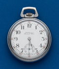 Timepieces:Pocket (post 1900), Hamilton Grade 946, A. N. Anderson Standard Time Dial 18 Size, 23Jewel. ...