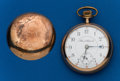 Timepieces:Pocket (post 1900), Illinois Bunn Special, 18 Size, 21 Jewel. ...