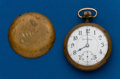 Timepieces:Pocket (post 1900), Illinois, Two-Tone, 18 Size, 21 Jewel, Bunn Special. ...