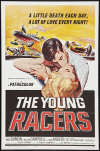 "The Young Racers (American International, 1963). One Sheet (27"" X 41""). Action"