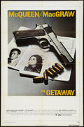 "Movie Posters:Action, The Getaway Lot (National General, 1972). One Sheets (2) (27"" X41""). Action.. ... (Total: 2 Items)"