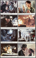 "Movie Posters:Adventure, Raiders of the Lost Ark (Paramount, 1981). Mini Lobby Card Set of 8(8"" X 10""). Adventure.. ... (Total: 8 Items)"