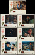 "Movie Posters:Western, True Grit (Paramount, 1969). Lobby Cards (7) (11"" X 14""). Western..... (Total: 7 Items)"