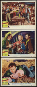 """Movie Posters:Western, 3 Godfathers (MGM, 1948). Lobby Cards (3) (11"""" X 14""""). Western.. ... (Total: 3 Items)"""
