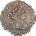 Early Dimes, 1803 10C --Improperly Cleaned--NGC Details. XF. JR-3, R.4....